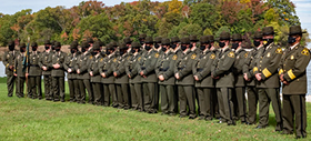 Photo of NRP Graduates by Stephen Badger