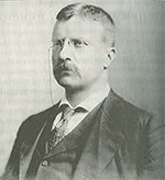 New York State Governor Theodore Roosevelt