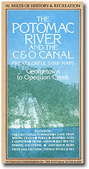 Cover of Potomac River Water Trail and the C&O Canal - Middle Potomac