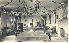 Interior - CCC New Germany Rec Hall 1936