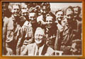 US President Franklin Delano Roosevelt with CCC boys