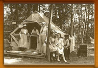 The Hutzler Camp Store - Patapsco Forest Reserve