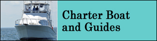 Charter Boat and Guides