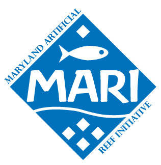 Maryland Artificial Reef Initiative Logo