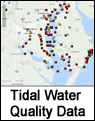 Tidal Water Quality Data