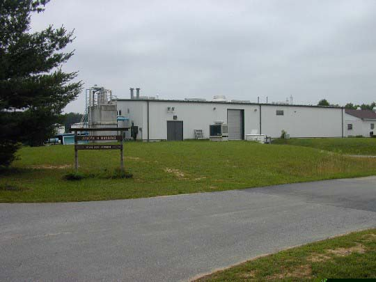 Photo of Joseph Manning Hatchery exterior.