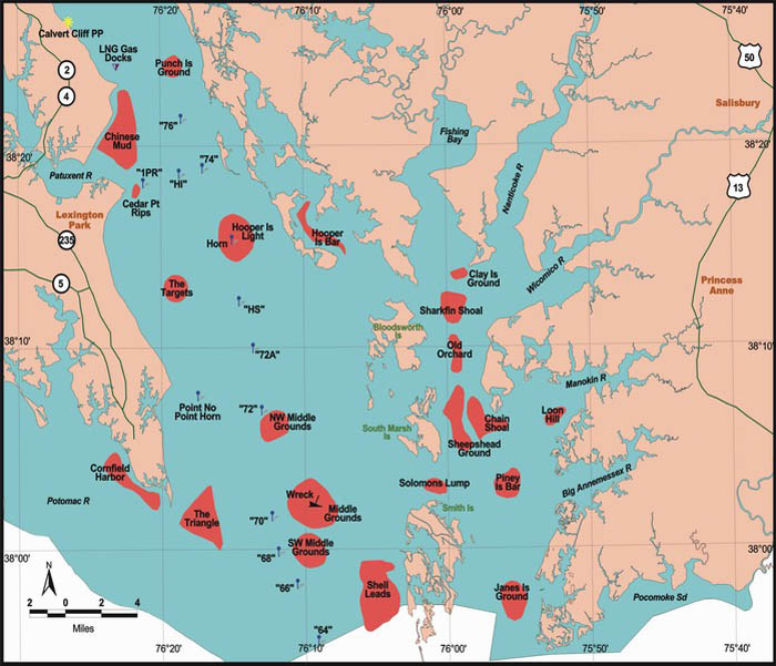 Fisheries Maps & Data