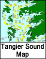 Tangier Sound Map