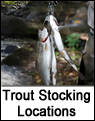 Trout Stocking Locations