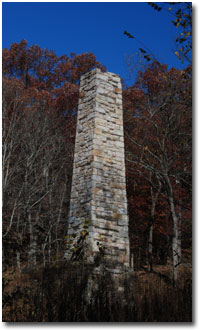 Greenridge State Forest Chimney