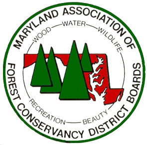 MD Association of Forest Conservancy Districts logo