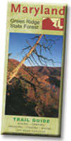 Cover of the Green Ridge Trail Guide