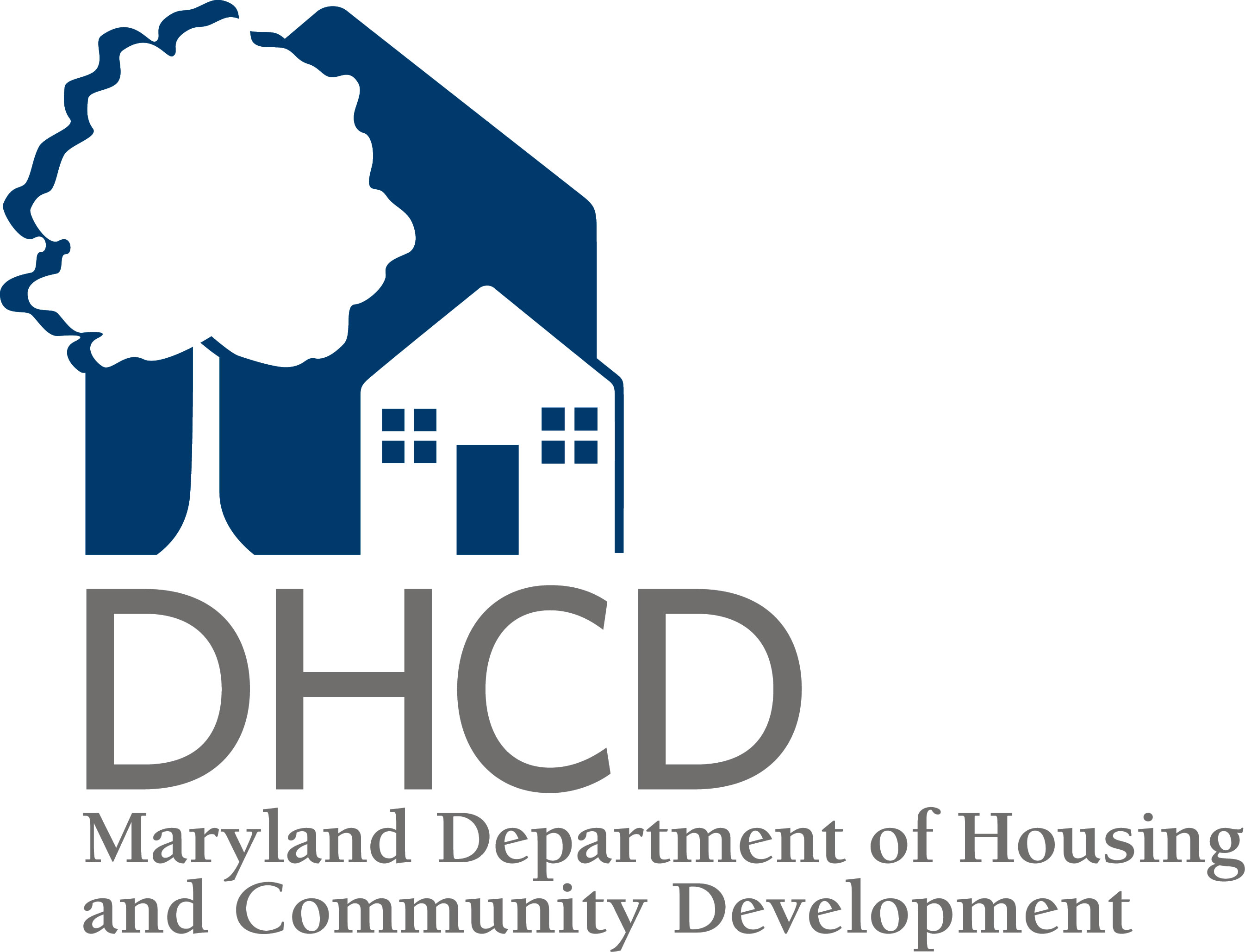 Maryland Department of Housing and Community Development Logo