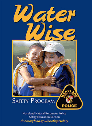 Water Wise Safety Program poster