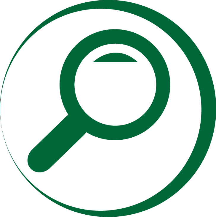 Research and Case Studies Icon