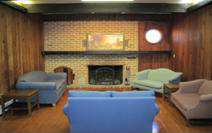 Daugherty Conference Center Sitting Area