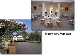 Mount Airy Mansion Photos