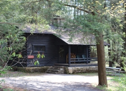 Cabin 4 at New Germany State Park
