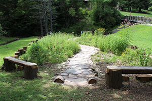 New Germany State Park Native Plant Garden