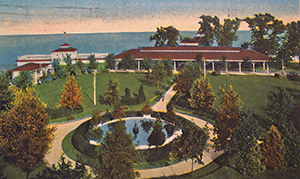 Bay Shore Park Postcard