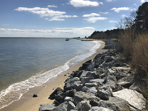 Point Lookout State Park Trail