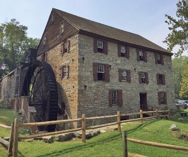 Rock Run Gristmill