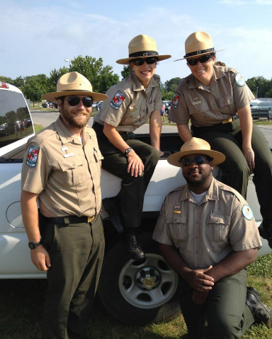 Sandy Point State Park Rangers