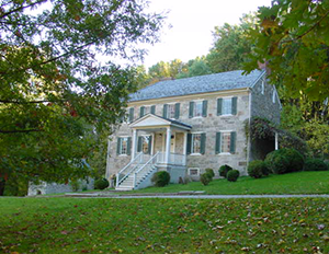Mansion at Susquehanna State Park