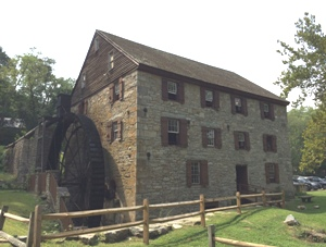 Rock Run Mill in Susquehanna State Park