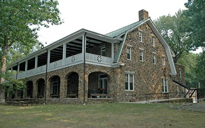 Woodmont Lodge