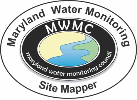 Maryland Water Monitoring Site Mapper Logo