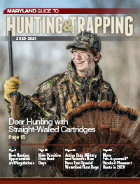 Cover of 2020-2021 Guide to Hunting and Trapping