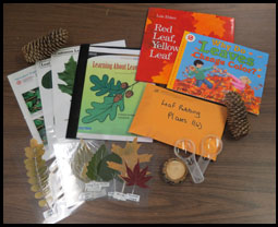 Looking at Leaves Education Kit