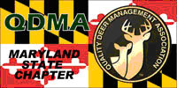QDMA Maryland State Chapter Logo
